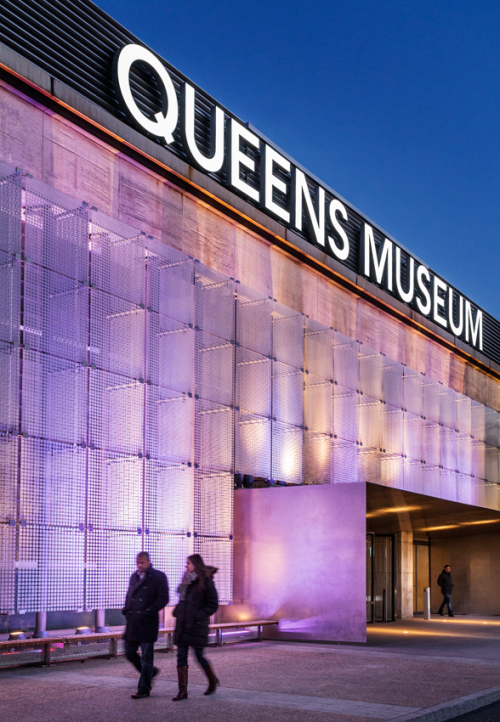 Queens Museum, 2014. Photo by David Sundberg, Esto.