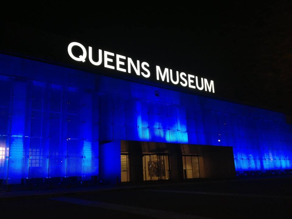 QM at night