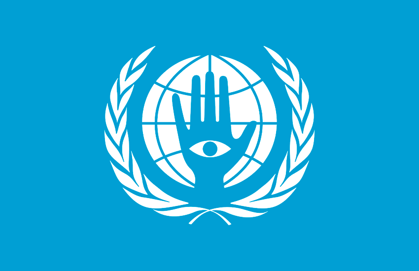 The official seal of The People's United Nations (pUN).