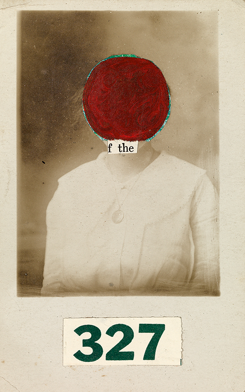 """""""F the 327"""" by Robert Seydel, 2008 from Book of Ruth (Siglio, 2011). © the Estate of Robert Seydel."""
