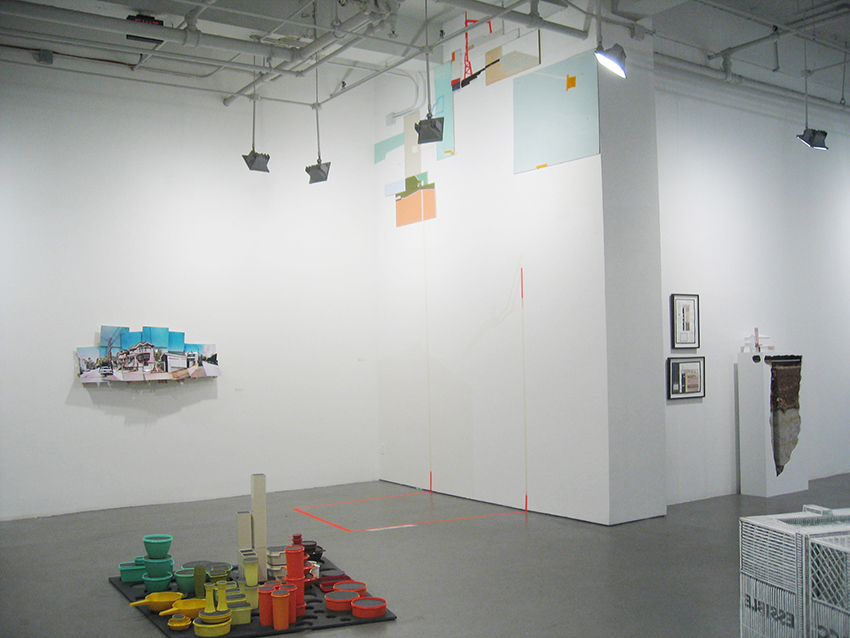 installation view odd lots three