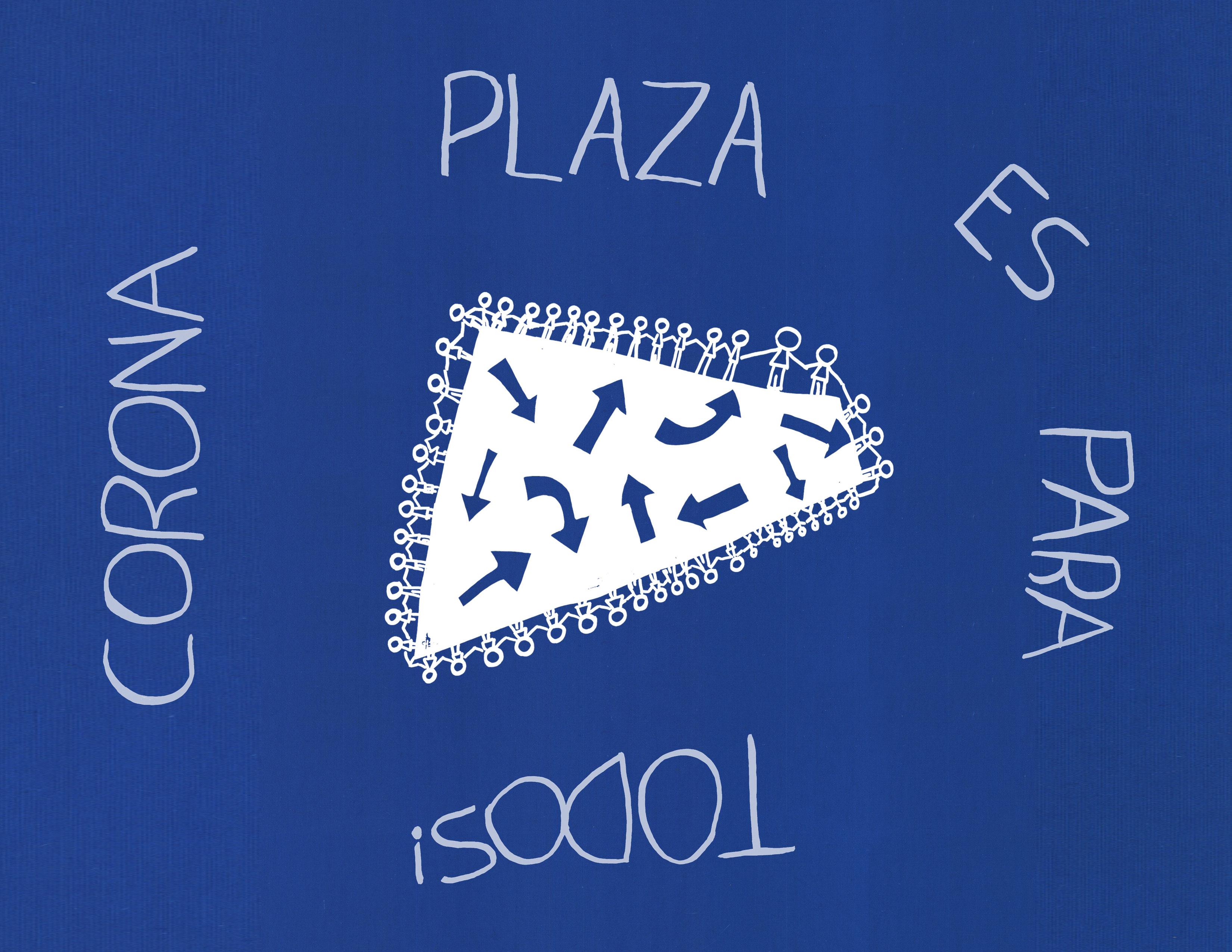corona plaza es para todos