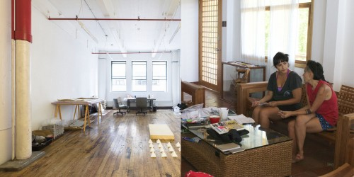 Artist Initiated Residencies Cover Image