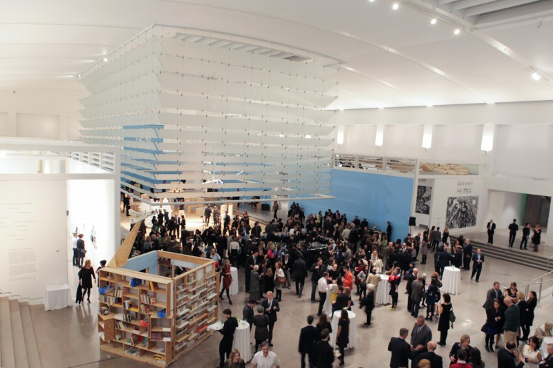 QUEENS MUSEUM Opening Preview