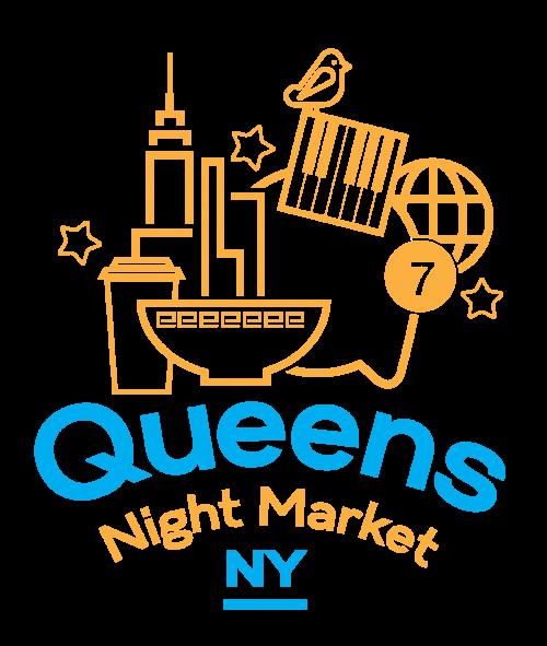 Queens Night Market logo