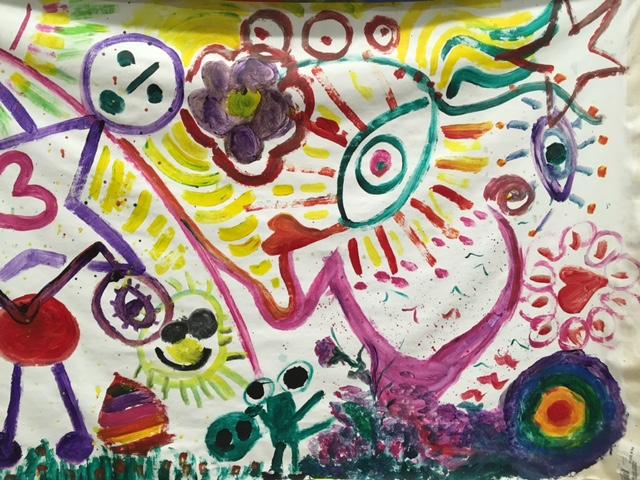 Art Social Calendar : Creative spectrum art social queens museum