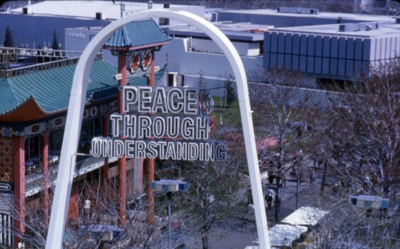 peace through understanding