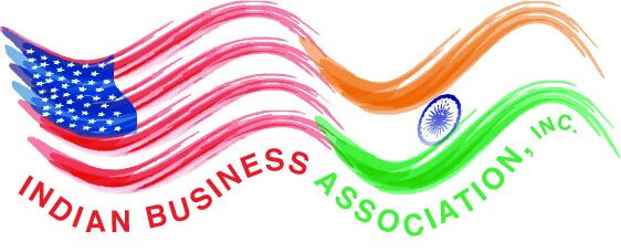 Indian bussiness association logo