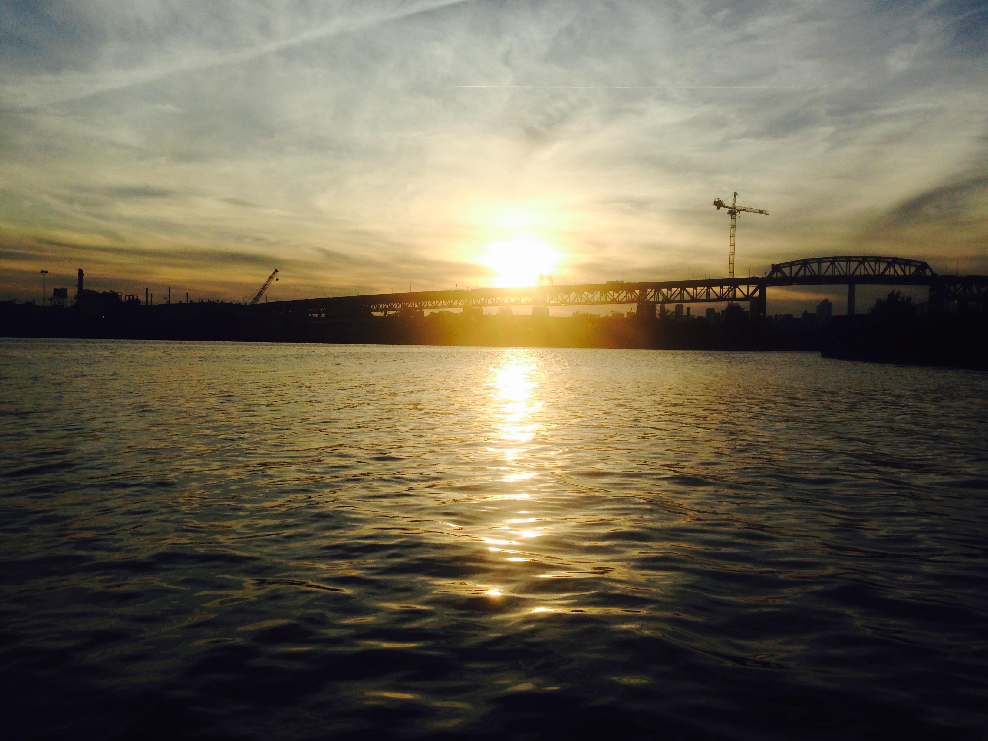 Flushing Bay Sunrise