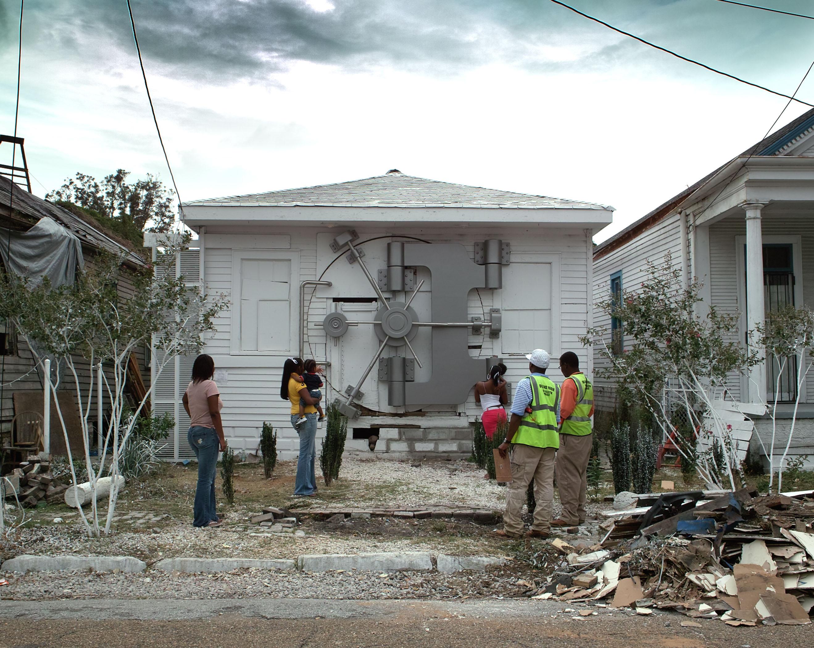 6 Safehouse