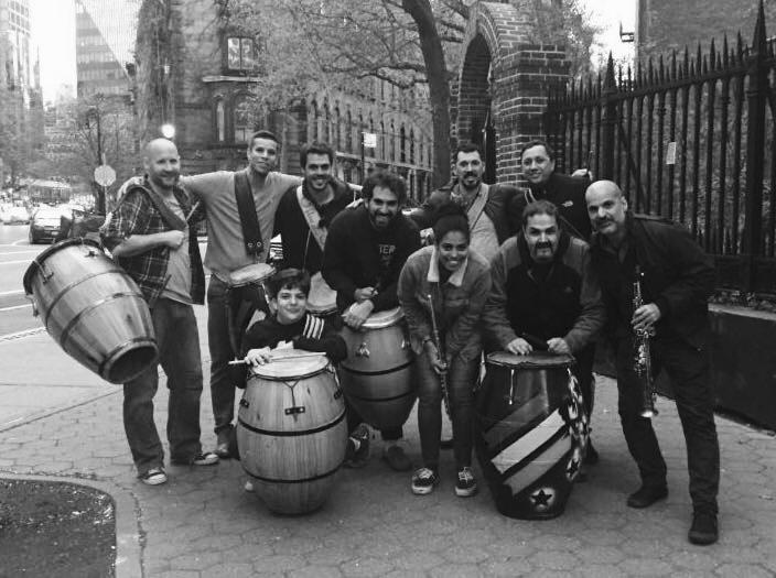 Favela Candombe Ensemble