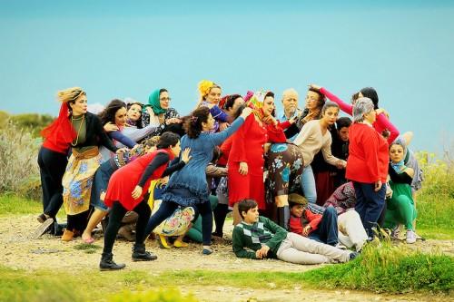"""Marinella Senatore, """"The School of Narrative Dance, Little Chaos"""", 2013. Courtesy the artist and Laveronica, Modica"""