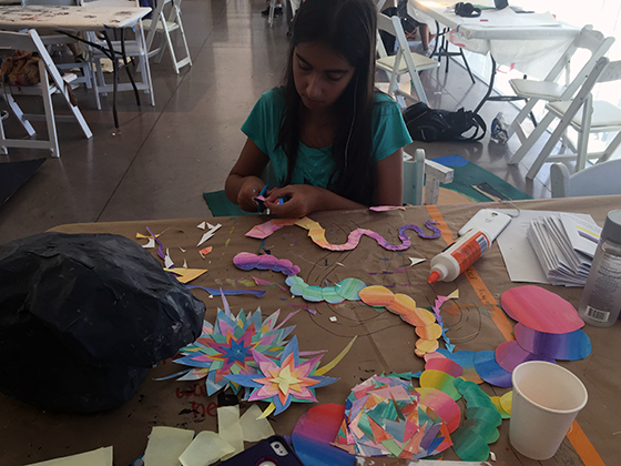 Summer Youth Arts Project